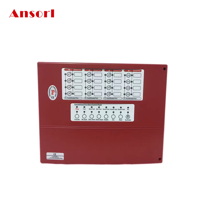 4-16 Zone Conventional Fire Alarm Control Panel