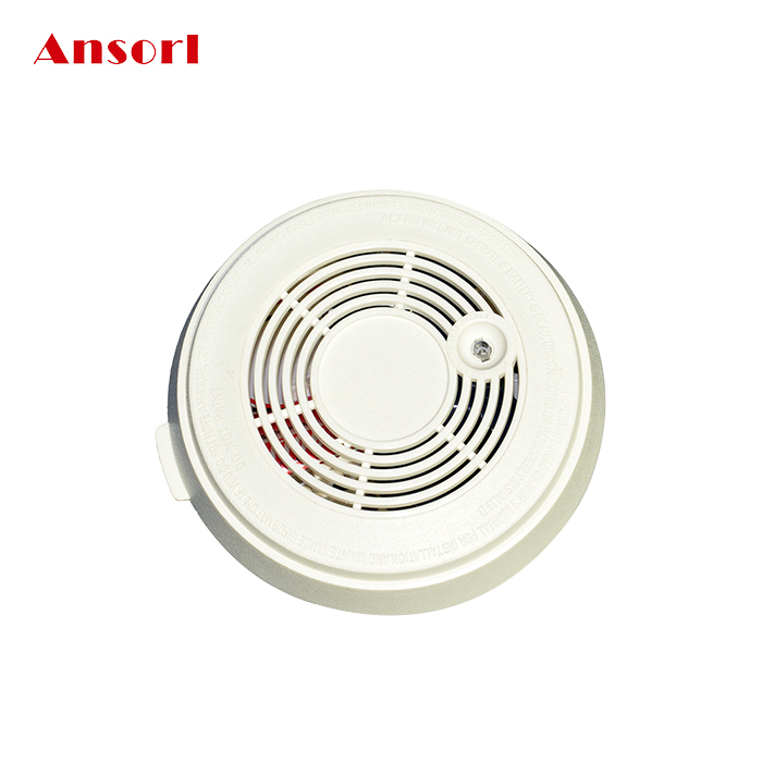 220VAC and 9V Battery Smoke Detector AS-SSD341