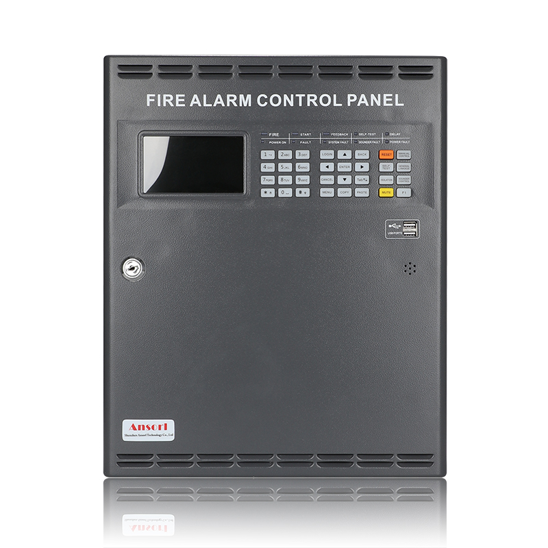 MN3010 Addressable 1 Loop Fire Alarm Control Panel