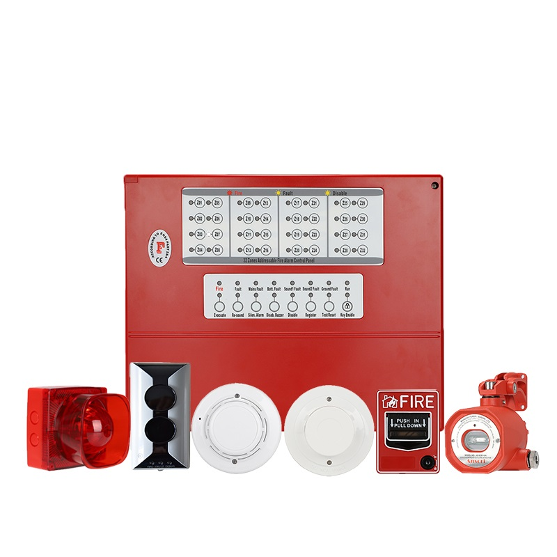 Intelligent Zone Fire Alarm System